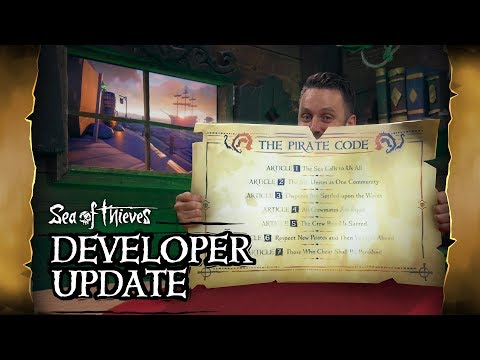 First 2019 Sea of Thieves Developer Update Arrives to Welcome New Players & More