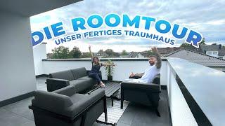DIE ROOMTOUR   Unser fertiges Traumhaus!