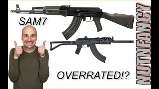 SAM7 AK Is Overrated:  Full Nutnfancy Review