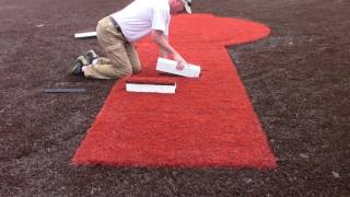 Big Brown Mound Softball FastTrack - Installation and How it Works