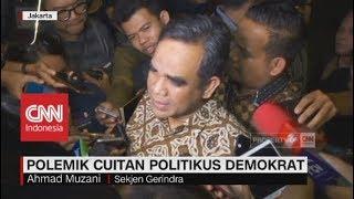 Gerindra Bantah Cuitan Politikus Demorat Soal Mahar Cawapres Prabowo