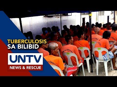 [UNTV]  Nasa 500 PDL sa Bilibid ang nakitaan ng sintomas ng tuberculosis
