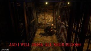 Vampire Scary Halloween Short Vid - Red Dead Redemption 2