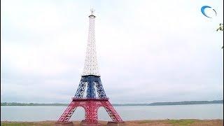 В Валдае появилась своя Эйфелева башня