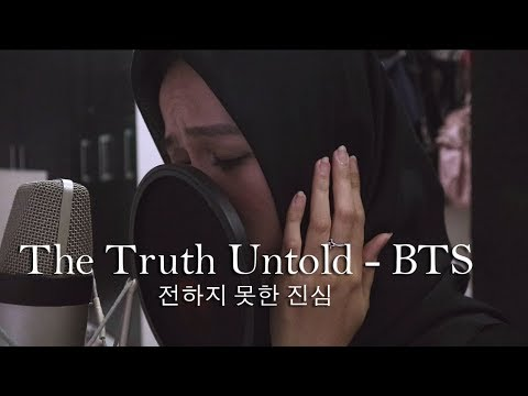 The Truth Untold 전하지 못한 진심 - BTS 방탄소년단 (Live Cover by Tiffani Afifa)