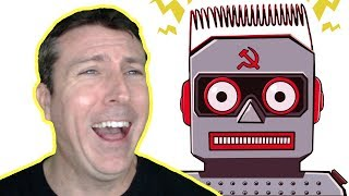 The Russian Bots Are Coming! 🤖