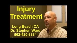 Injury Treatment | Long Beach | 562-420-8884 | Spinal Stress Relief