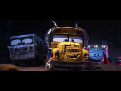 Cars 3 Clip 'Miss Fritter'