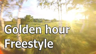 Golden Hour Freestyle | FPV FREESTYLE | GOPRO SESSION 5 | IFLIGHT XL5 | #betaflight42 |