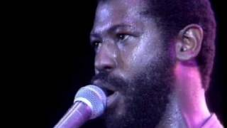 Teddy  Pendergrass - Turn Off The Lights [Live In '82 DVD]