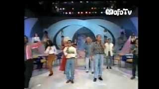 Cravo & Canella no Domingo Legal (1994): Lá Vem o Negão