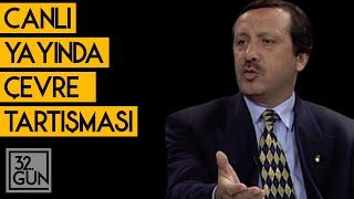 Recep Tayyip Erdoğan-İmren Aykut Tartışması | 1997 | 32. Gün Arşivi