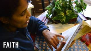 JR 311 Immigrant Welcome Center video, Mussie Zena from Eritrea