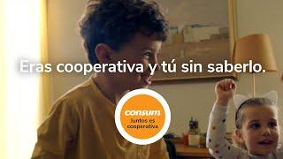 Supermercados Consum Reparto de Bienes - Juntos es Cooperativa - Consum anuncio
