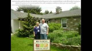 Russell Roofing Company Story