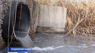 Рыбалка на очистных сооружениях в россии
