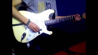 Plastic Tramp - Arctic Monkeys (Guitar Cover)