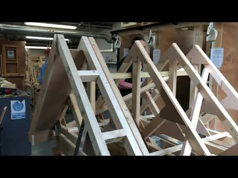 Carpentry Courses At Able Skills - YouTube