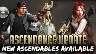 TWD RTS: Ascendance Update, New 5* Ascendables Available   The Walking Dead: Road To Survival