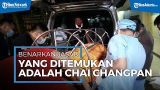 Kakanwil Kemenkumham Banten Benarkan Jasad yang Tergantung di Jasinga adalah Cai Changpan