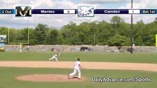 The Daily Advance sports highlights   Baseball   Camden vs. Manteo at Perquimans