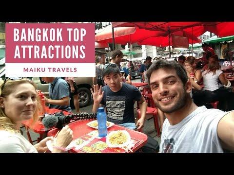 Video EXPLORING BANGKOK TOURISM ATTRACTIONS   THAILAND ADVENTURES