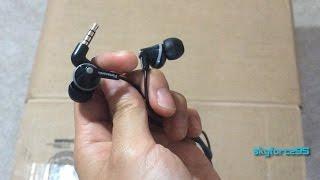 Panasonic RP-TCM125 earphones Review