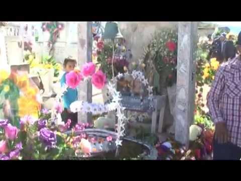 Decoración de Tumba en Santa Cruz