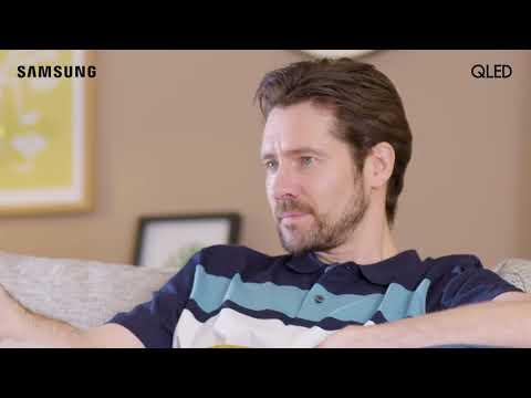 Samsung Television QE85Q60TAUXXU - Black Video 1