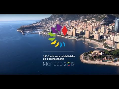 36th Ministerial Conference of La Francophonie in Monaco