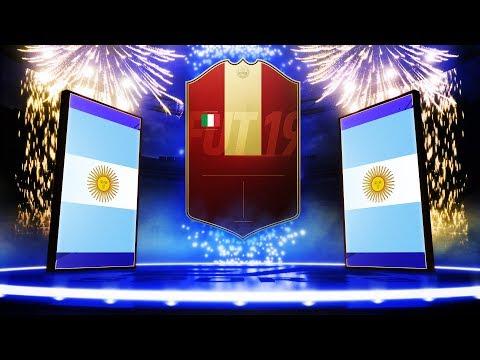 INSANE RED PLAYER PICKS! 2X ELITE SERIE A FUT CHAMPIONS REWARDS! #FIFA19 ULTIMATE TEAM