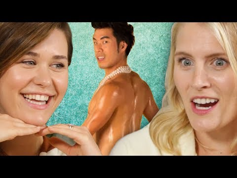 The Try Wives React To Iconic Try Guys Videos (видео)