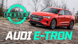 Audi e-tron SUV EV Review: 0-60mph acceleration, ride, handling, user guide & range | Top Gear