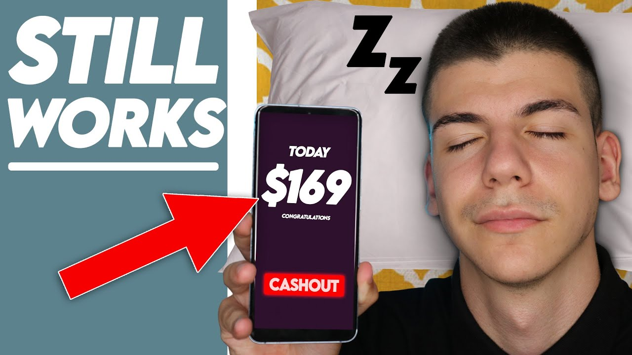 Do Nothing & Get Paid For Free (iOS & Android) | Make Money Online thumbnail