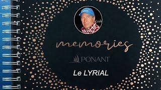 Mon ALBUM 2020 Le LYRIAL de PONANT