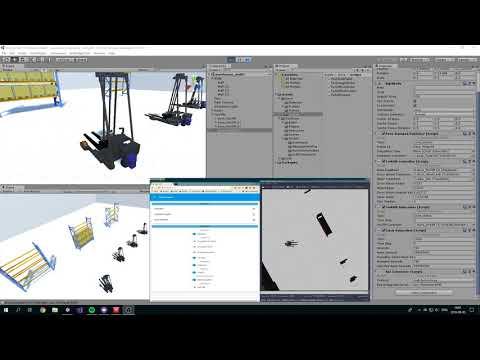 Unity-ROS Integration - смотреть онлайн на Hah Life