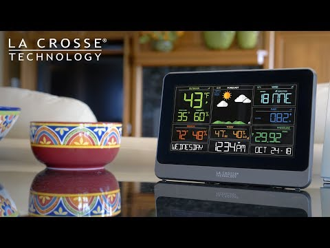 C83100 Complete Personal Wi-Fi Weather Station with AccuWeather