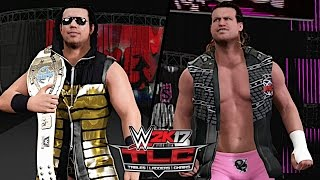 WWE TLC 2016: The Miz vs. Dolph Ziggler (Ladder Match for Intercontinental Championship)