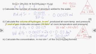 How2: Calculate Reacting Quantities Using Moles
