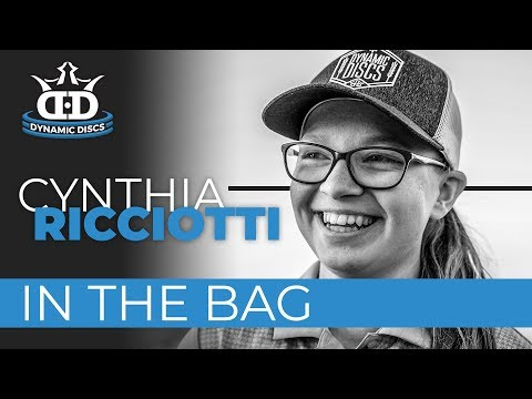 Youtube cover image for Cynthia Ricciotti: 2018 In the Bag