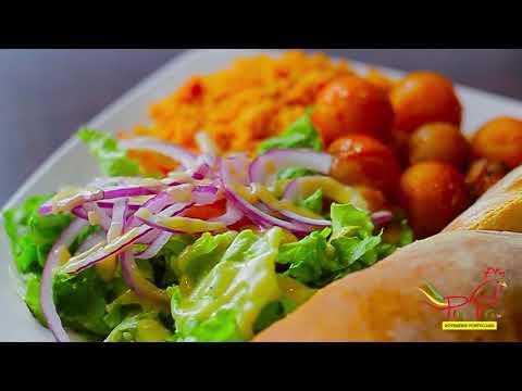 Bifana sandwich Piri Piri