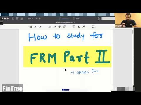2020: How to Study for FRM Part II - YouTube