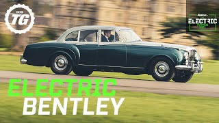 Is a £350k electric Bentley S1 the future of classic cars? | Top Gear