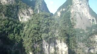 preview picture of video '1007張家界 天門山 世界上最長索道 纜車MV05 通天大道 中國旅遊 {湖南武陵源}'