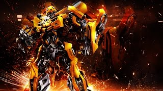 "Transformers Bumblebee Music Video Tribute - ""Papercut"""