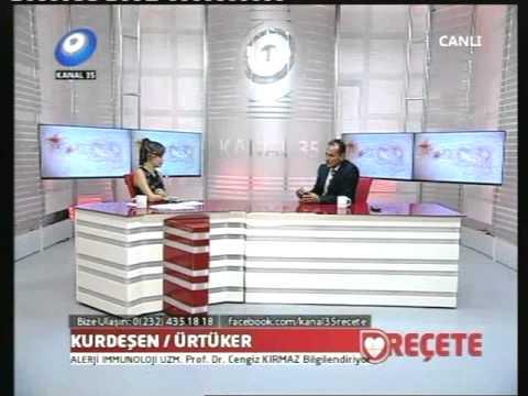 Reçete 26 08 2014 kanal 35 tv