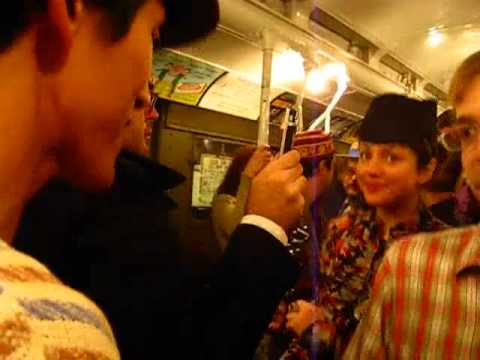 NYC Vintage Subway Car Ride 1931 – More Dancing & Tea with Baby Soda Jazz Band