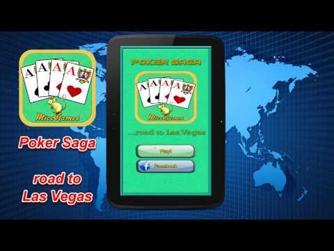 Video of Poker Saga - road to Las Vegas
