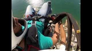 preview picture of video 'Paragliding in Lebanon'
