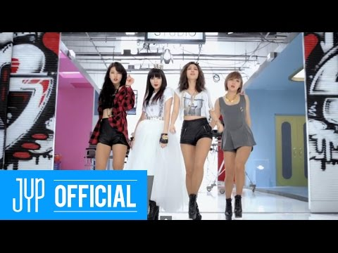 "Miss A ""I Don't Need A Man(남자 없이 잘 살아)"" M/V Mp3"